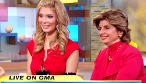 Jenna Talackova on Good Morning America
